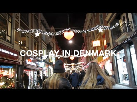 Cosplay in Denmark