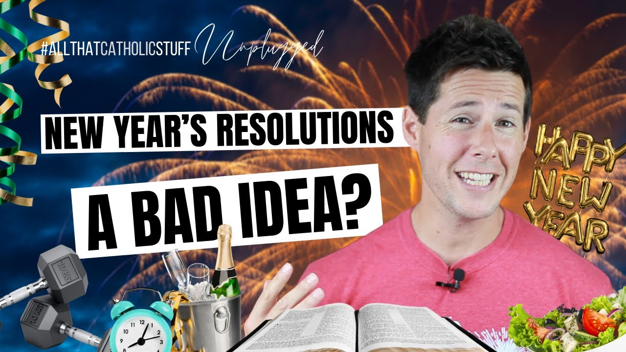 New Year's Resolutions… A Bad Idea?