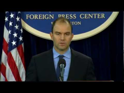 Deputy National Security Advisor Rhodes Discusses 2014 Foreign Policy Priorities