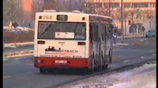 Cottbus-ÖPNV 05.01.1996, Datei 1 von 2