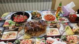 Запекаем дикую утку в духовке с яблоками.(Этот ролик обработан в Видеоредакторе YouTube (http://www.youtube.com/editor), 2016-09-25T17:54:01.000Z)