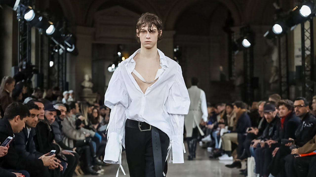 Ann Demeulemeester | Fashion Show Mode 2018/2019 | Exklusive