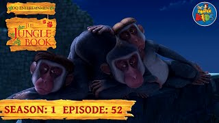 Jungle Book Cartoon Show Full HD - Season 1 Episode 52 - Monster Of Cold Lair