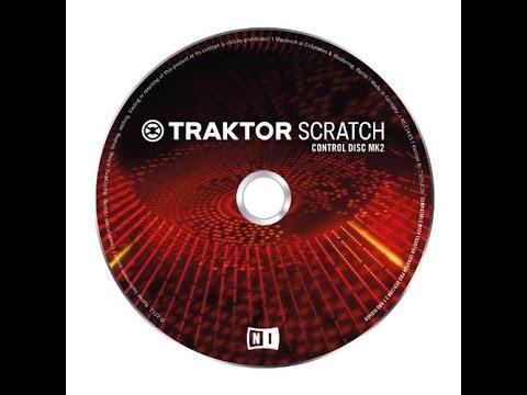 traktor timecode mk2