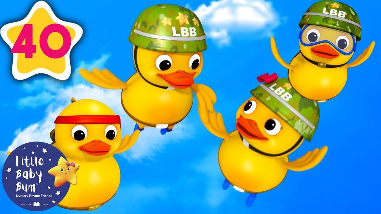 Six Little Ducks Baby Songs More Nursery Rhymes