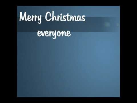 Shakin' Stevens - Merry Christmas Everyone (Lyrics Video)