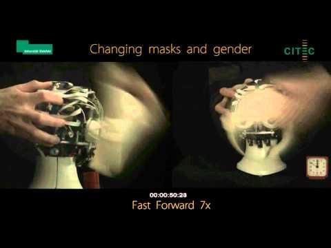 FlobBi (humanoid robot head)