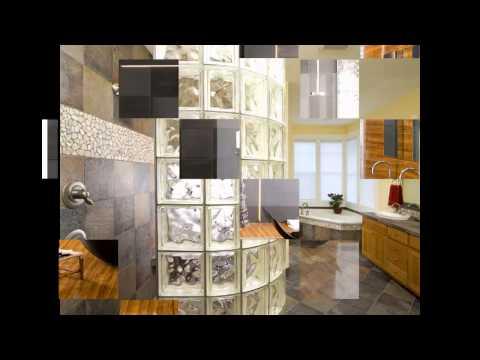 Bathroom wall covering design ideas