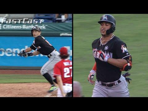 8/22/17 MLB.com FastCast: Fish sweep twin bill