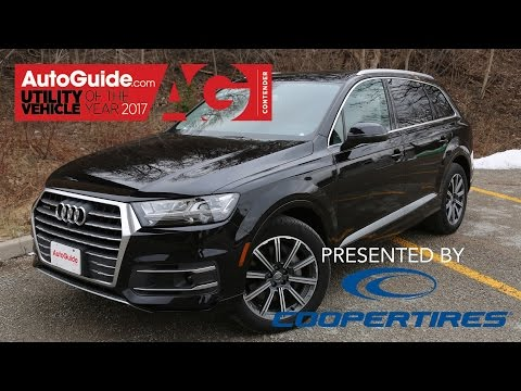 2017 Audi Q7 - 2017 AutoGuide.com Utility Vehicle of the Year Contender - Part 5 of 6