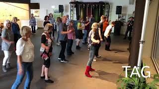 FEELING GOOD - LINE DANCE ( H.BARTON and G:SCHNEIDER)