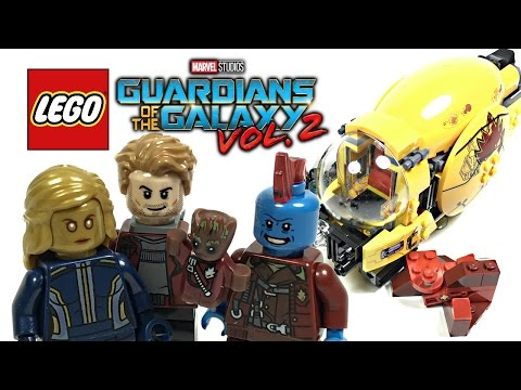 Custom Lego Ego The Living Planet Minifigure from Guardians of The ...