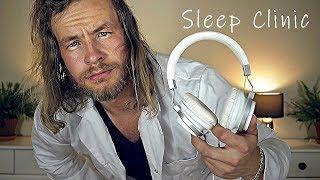 Rude English Sleep Clinic [ASMR]