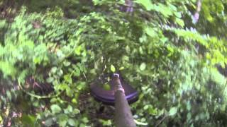 [GoPro] Brush cutter with heavy duty chain head- Terminator