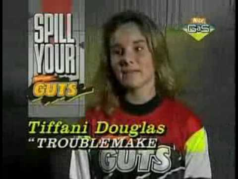 Nickelodeon Guts S02E04 B J Tiffani Meridith Feat Dominique Wilkins
