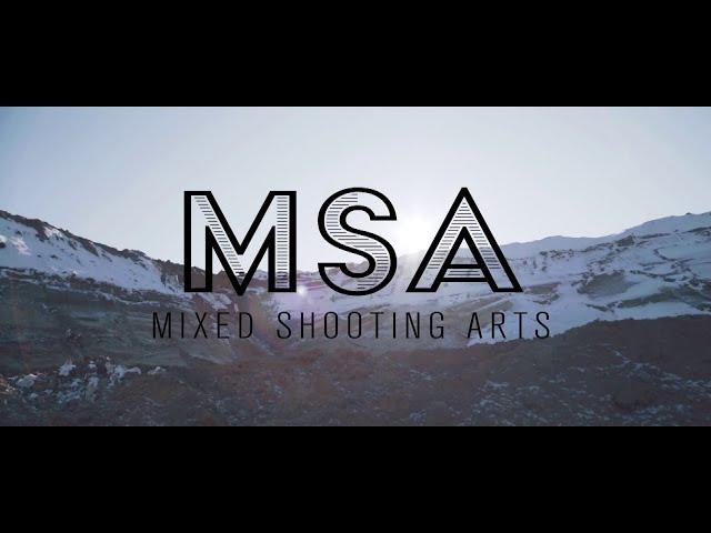 Mixed Shooting Arts Promo 2