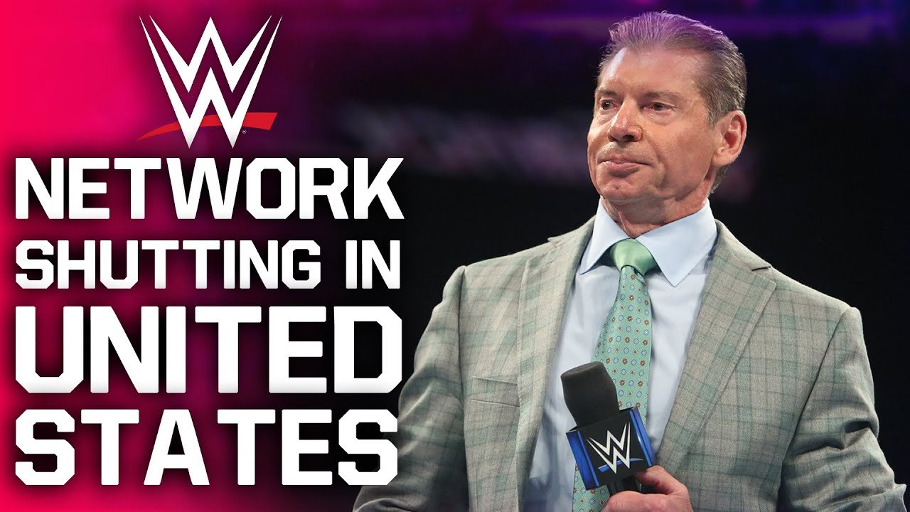 """WWE Network Moving To NBCU Peacock, Shutting Down In US 