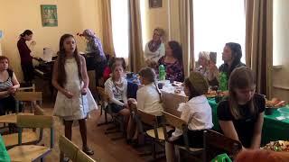 Урок-праздник в детской воскресной школе  (2017)