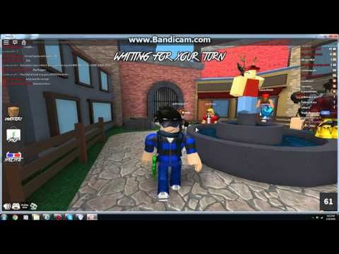Roblox MM2: How does it feel to have a victim knife?