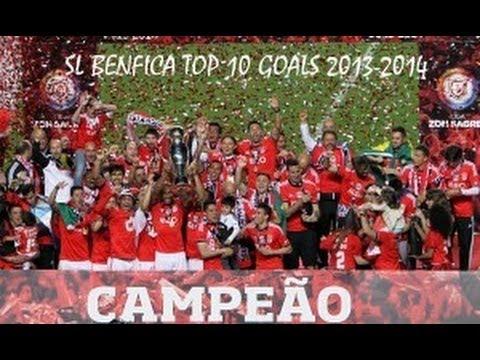 BENFICA BEST GOALS 2013-2014