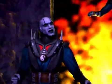 Mortal Kombat 4 (Mortal Kombat Gold) — концовки