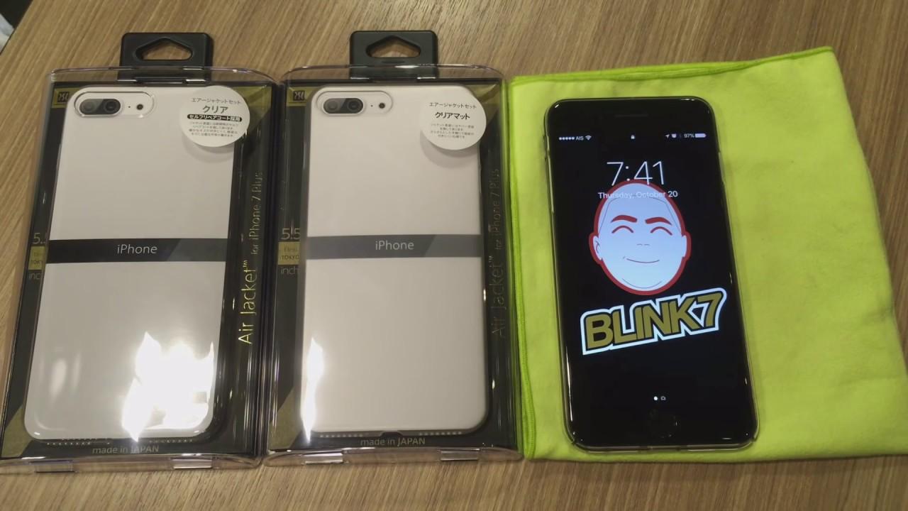 online retailer d14b3 97d38 รีวิวกากๆ : Power Support Air Jacket iPhone7 / 7 Plus มาแล้ว