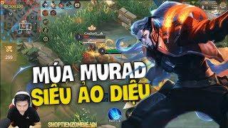Trận đấu hay nhất của Tiền Zombie v4 : Múa Murad siêu ảo