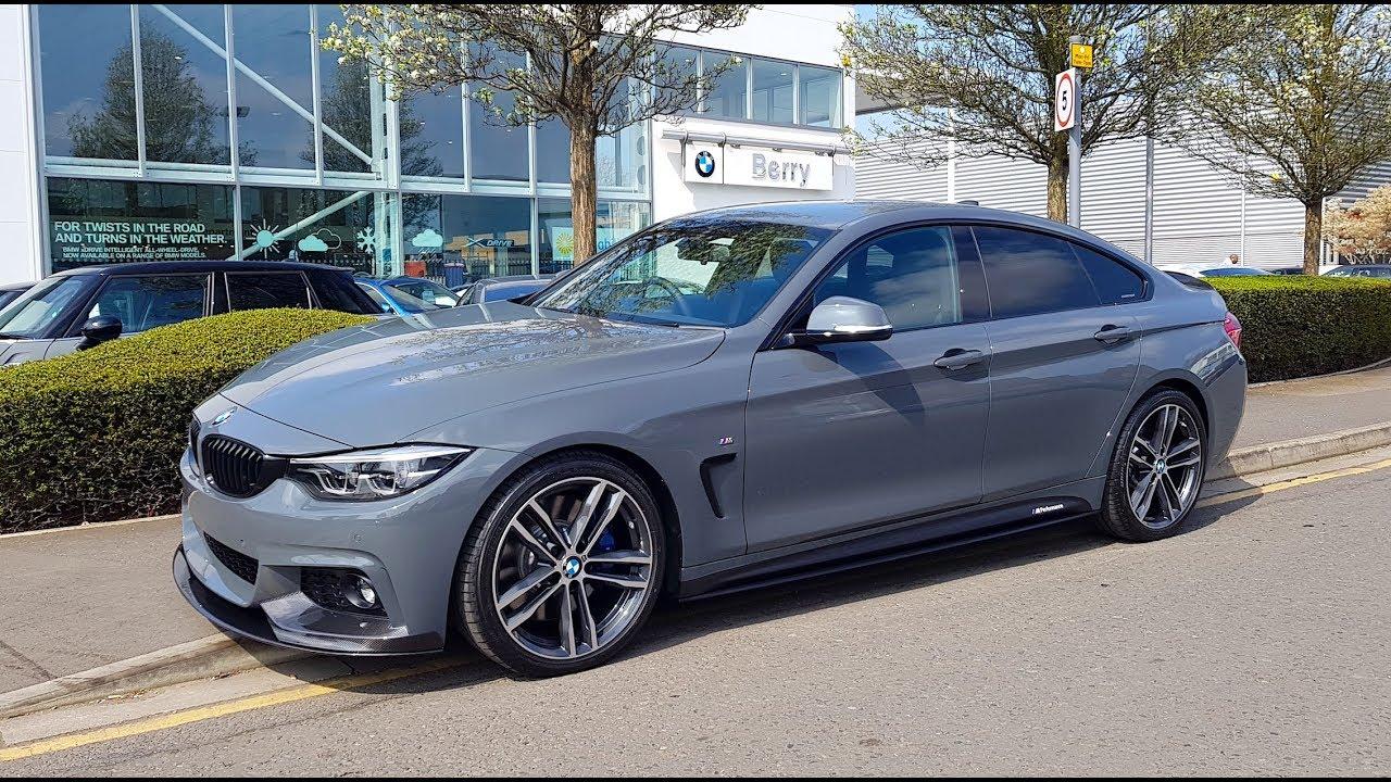 INDIVIDUAL BMW 440i Gran Coupe 2018 LCI *Grigio Telesto ...