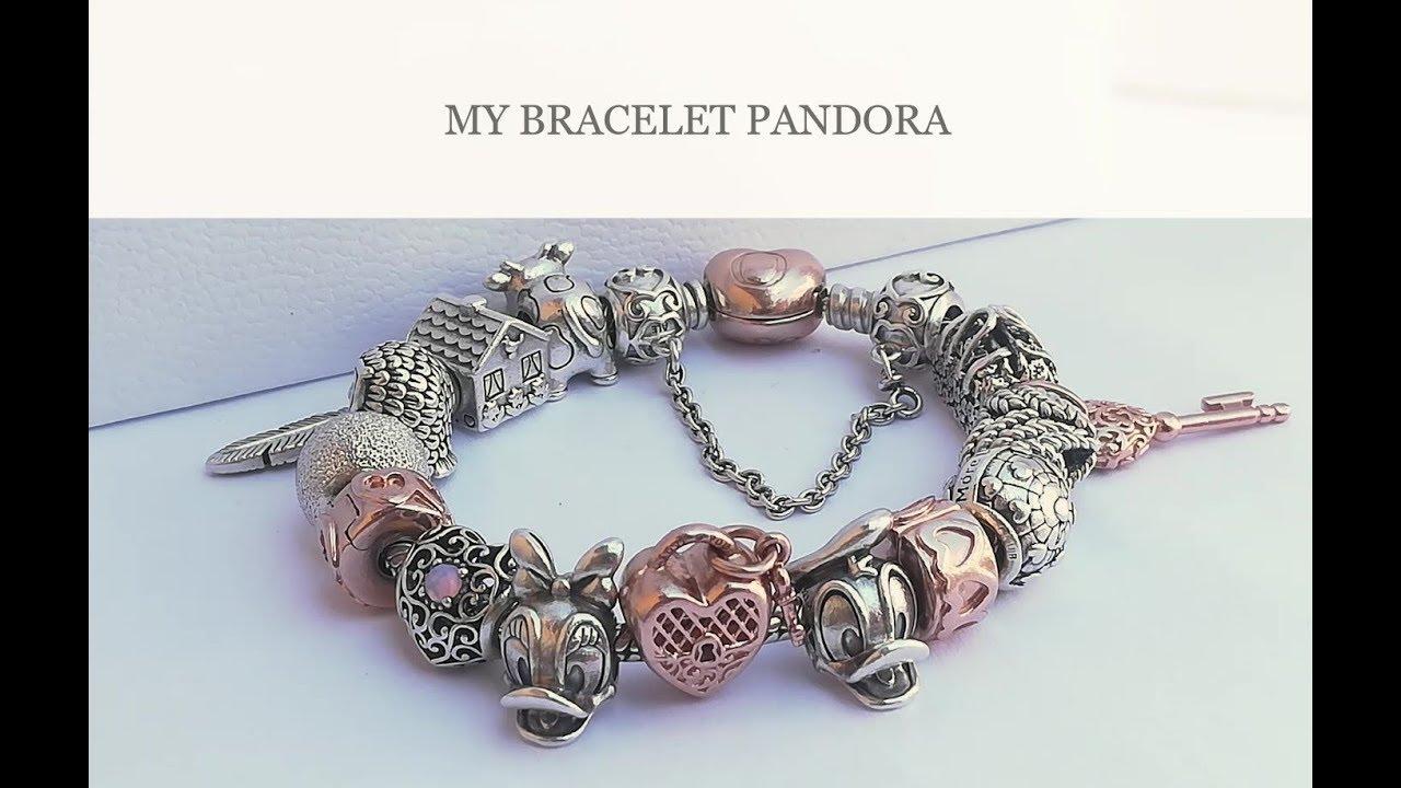bracciale pandora rose gold