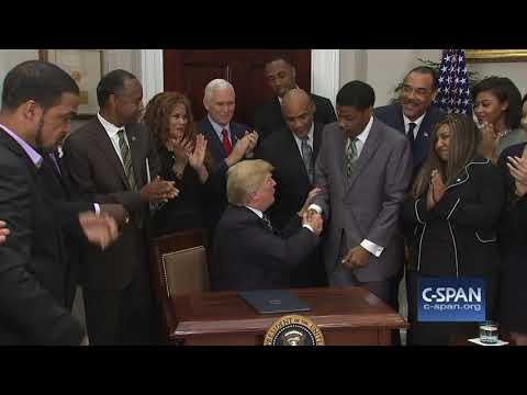 """""""Mr. President, are you a racist?"""" (C-SPAN)"""