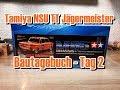 Tamiya NSU TT Jägermeister | M-05 Chassis | Bautagebuch - Tag 2