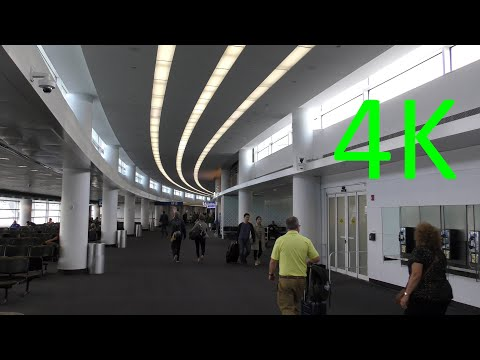 A 4K Tour Of Chicago O'Hare's (ORD) Terminal 5 (International Terminal)