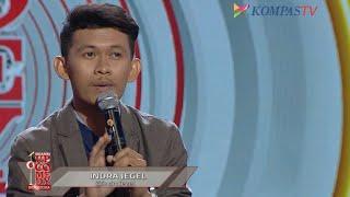 Indra Jegel Tak Bijak Bersosial Media SUCI 6 Show 2