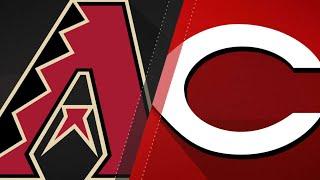 Four-run 8th propels Reds past D-backs, 6-3: 8/11/18