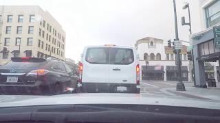 Driving in Pasadena|4K California