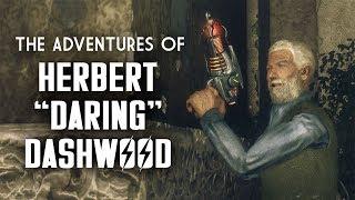 "The Adventures of Herbert ""Daring"" Dashwood - Rockopolis & the Yao Guai Tunnels - Fallout 3 Lore"