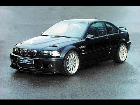 hartge h50 bmw e46 m3 v8 youtube. Black Bedroom Furniture Sets. Home Design Ideas