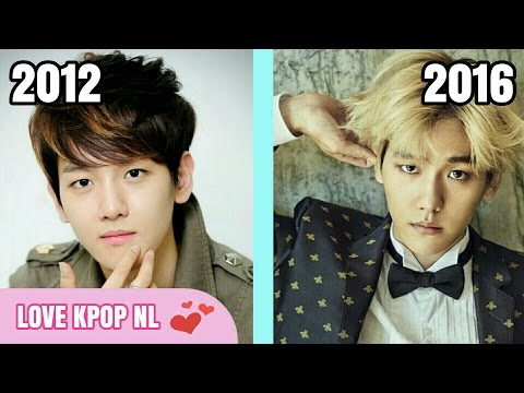 K-POP Boy Groups - Debut Song VS The Latest Song