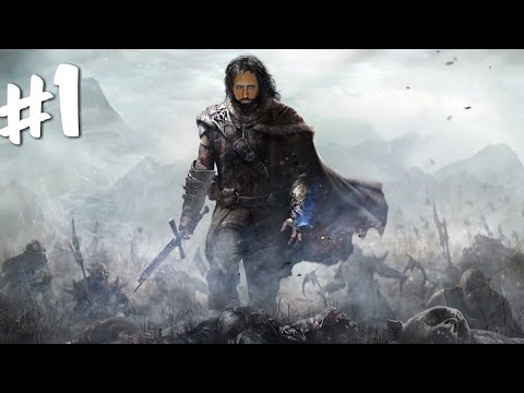Middle Earth : Shadow of Mordor - THIS IS HOW IT STARTS?!?!  Flimsie Plays  