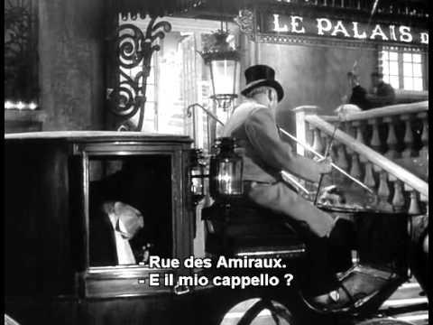 Il piacere (Le Plaisir) film di Max Ophüls, 1952, Episodio Le Masque