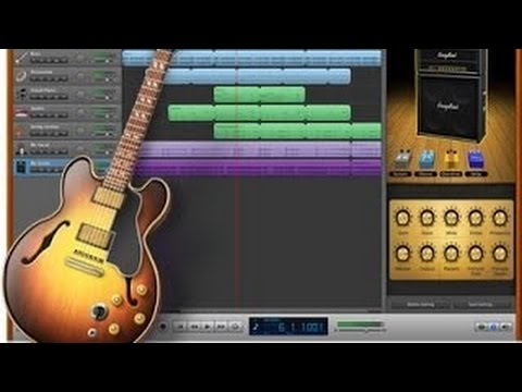 BLUES on your Ipad...Make your own 12 bar Blues using Garage Band ...