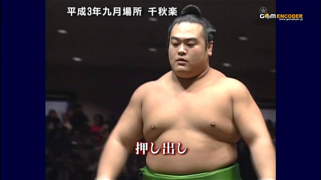 琴錦】大相撲史上唯一となる2度...