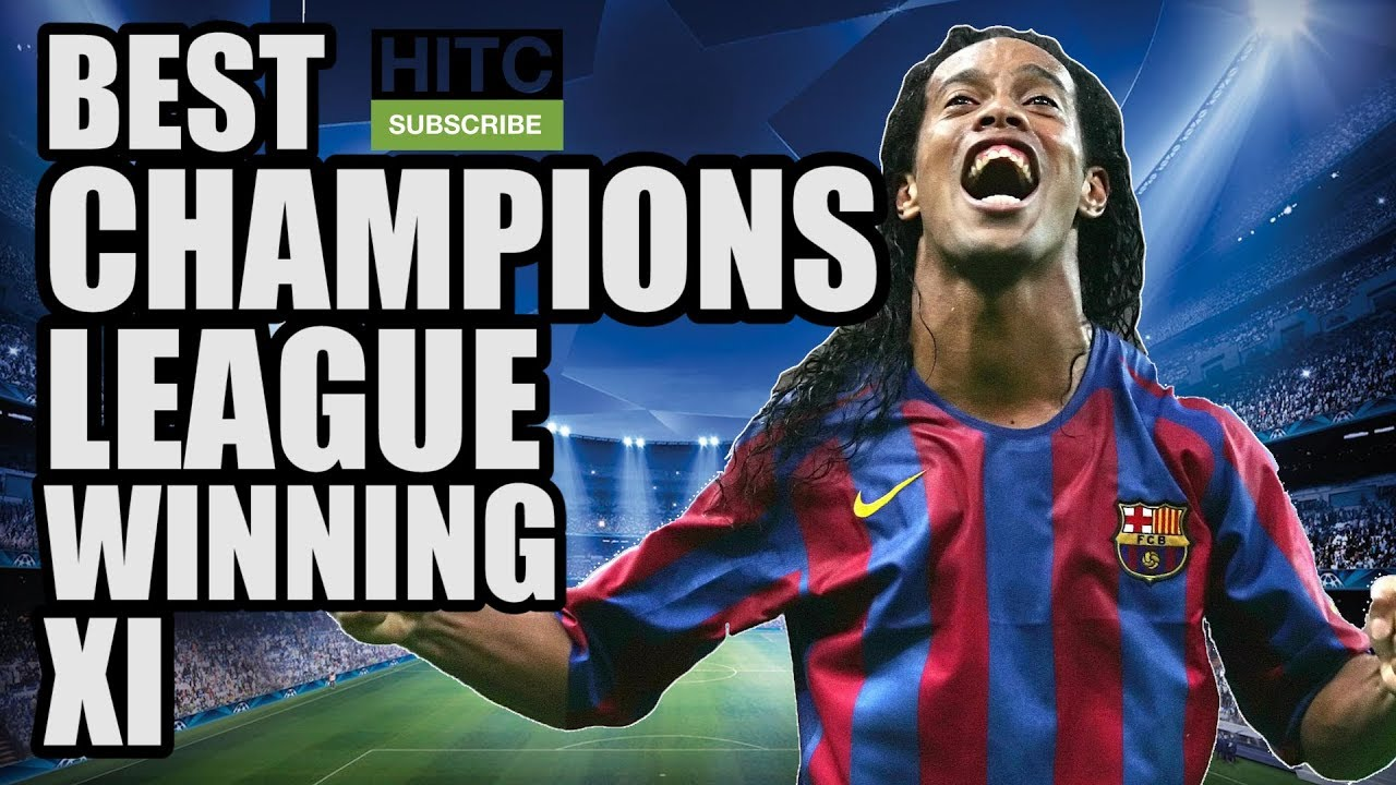 Best Ever Champions League Winning XI