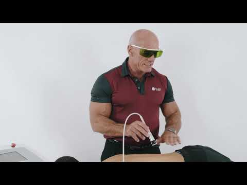 High Power Laser Therapy For Low Back Pain (Deep Tissue Laser)