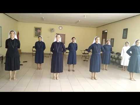 Dance Mogi Versi Suster Novis ALMA