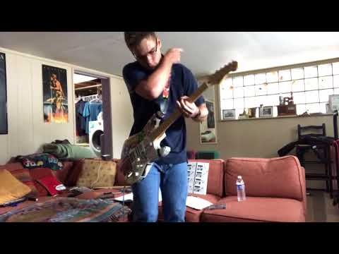 """Fall Out Boy """"Sugar, We're Goin' Down"""" (special rendition guitar cover)"""