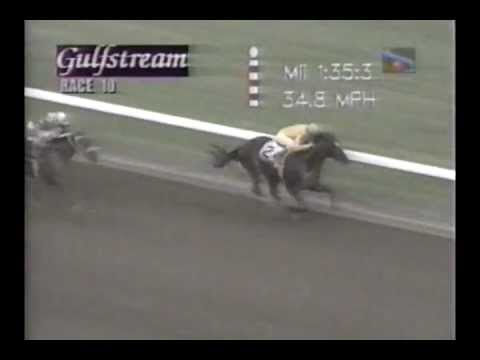 1997 Fountain Of Youth Stakes - Pulpit