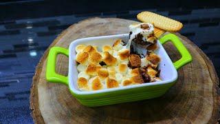 Marshmallow Tatlısı Tarifi (S'mores Dip)