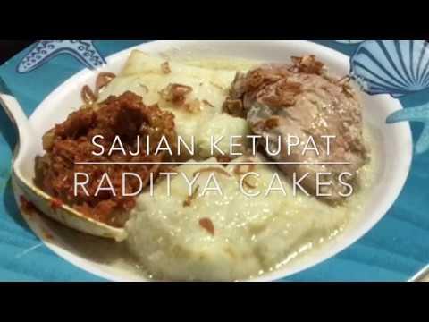 Resep Ketupat dan Opor Ayam dan Rendang paling mudah - YouTube