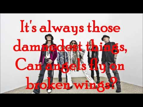 Closer - Aerosmith (Lyrics)